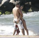Jessica Alba In Maui. Foto 566 (Джессика Альба На острове Мауи. Фото 566)