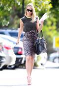Стейси Кейблер, фото 2958. Stacy Keibler out in LA FEB-28-2012, foto 2958