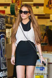 Lindsay Lohan | Shopping in LA | August 9 | 10 pics