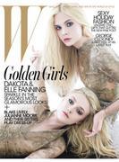 Dakota Fanning - W Magazine December 2011