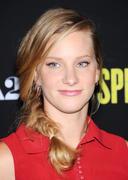 """Heather Morris- """"Spring Breakers"""" Premiere in Los Angeles 03/14/13"""