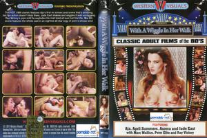 With A Wiggle In Her Walk / Походка Покачивая Бёдрами (Bobby Hollander, Western Visuals) [1989 г., All Sex,Classic,Anal, DVDRip]