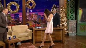 Frieda Pinto - Jay Leno - Dec22, 2008 & Feb18, 2009   720p  avi  caps