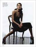 Isabeli Fontana - MaxMara magazine