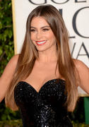 Sofia Vergara - 70th Annual Golden Globe Awards in Beverly Hills 01/13/12