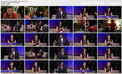Alexis Bledel @ Tavis Smiley 2009-08-21