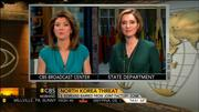 Margaret Brennan - newsperson - CBS News - Apr 3 2013 HDcaps