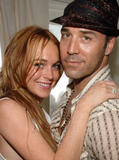 Lindsay Lohan @ Jeremy Piven's birthday party