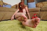 Elle Alexandra - Footfetish 3s5n7x5uq1n.jpg