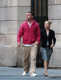 Naomi Watts and Liev Schreiber take a stroll in Paris - June 30, 2008 - 6x