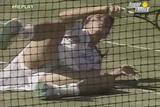 Gabriela Sabatini@Wimbledon 1991